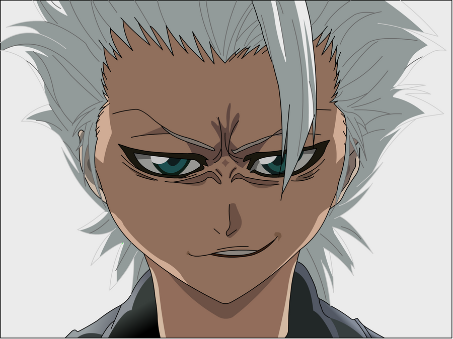 Who has the most scariest and creepiest smile in Bleach ...