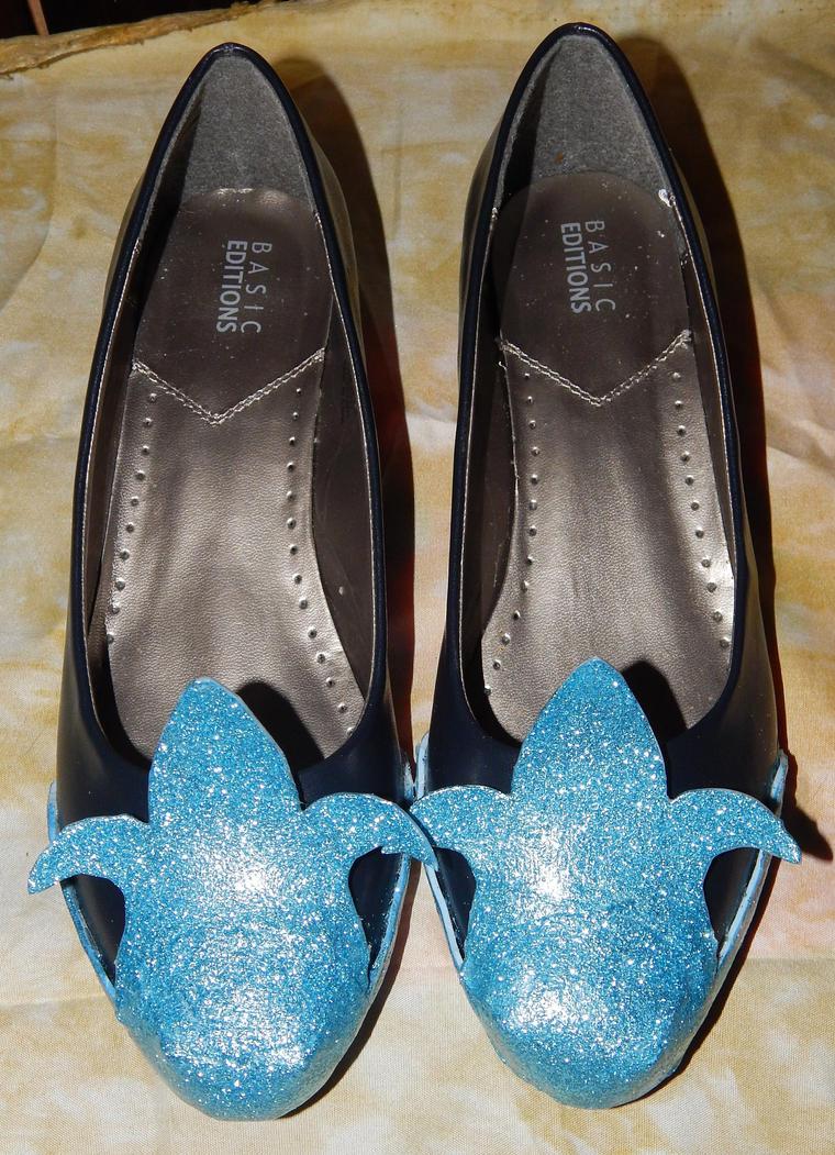 Princess Luna Shoes   *Top* by kikyo4ever
