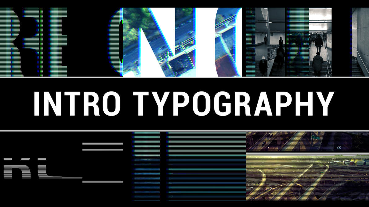 Intro Typography Adobe After Effects Template by RGBA-Design on ...
