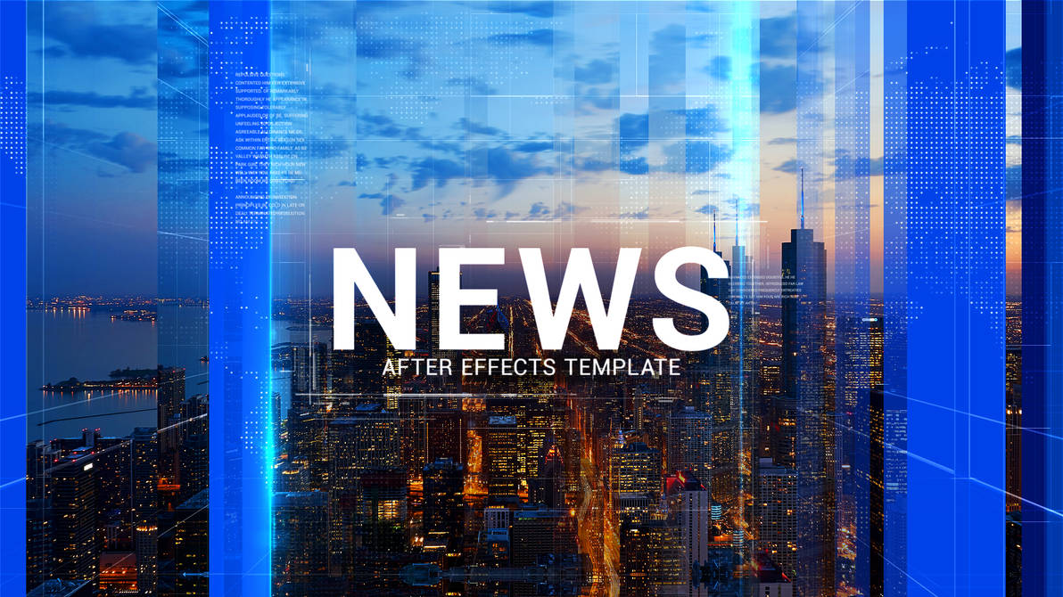 Promo News After Effects Template by RGBA-Design on DeviantArt