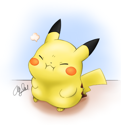 Kawaii pikachu w by abbyjay17 on deviantart - Kawaii pikachu ...