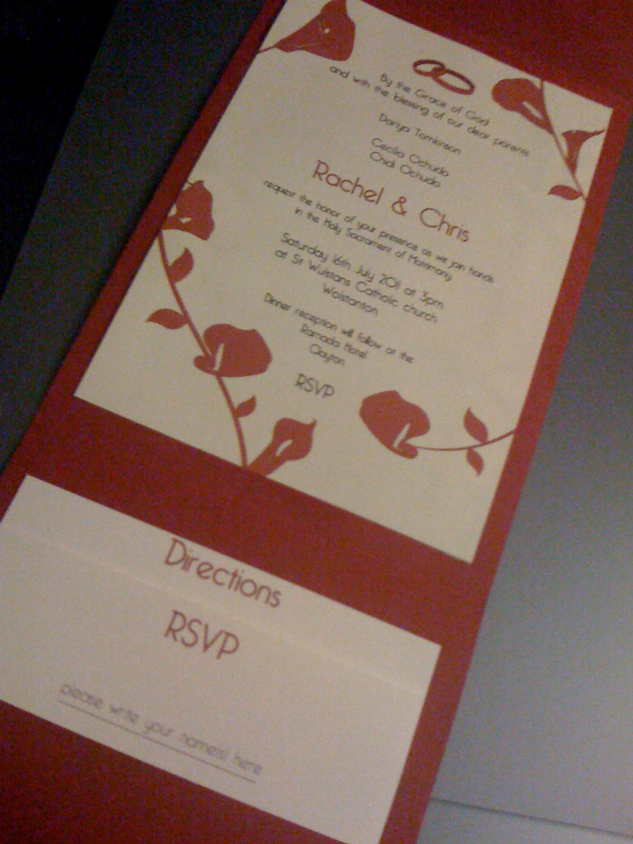 Wedding Invitation inside 2 by Mystra-Inc