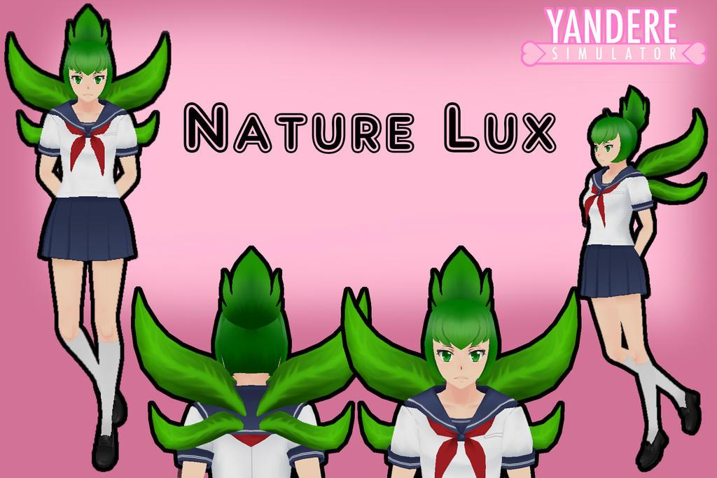 Yandere Simulator Q: Nature Lux