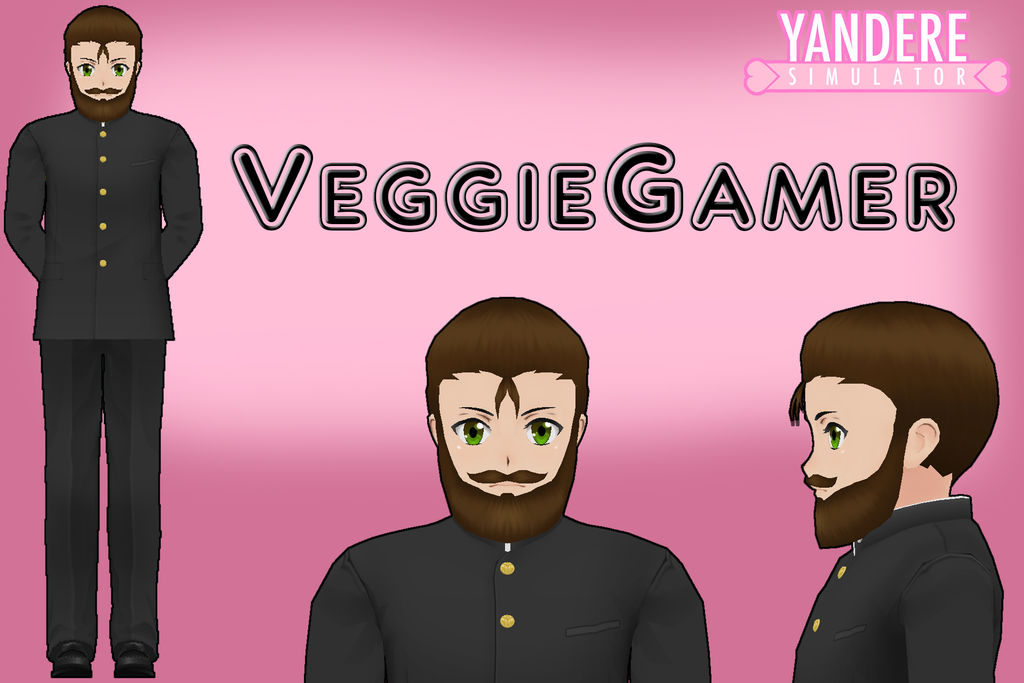 Yandere Simulator Q: Veggie Gamer