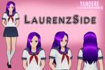 Yandere Simulator Q: LaurenzSide