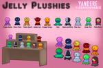 Yandere Simulator Q: Jelly Plushies