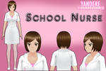 Yandere Simulator : School Nurse