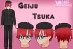 Yandere Simulator : Geiju Tsuka