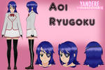 Yandere Simulator: Aoi Ryugoku