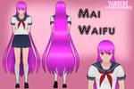 Yandere Simulator : Mai Waifu