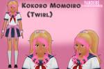 Yandere Simulator: Kokoro Momoiro