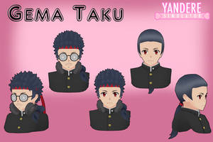 Yandere Simulator : Gema Taku