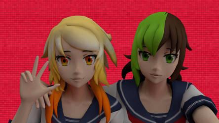 YanSim: LMC Blondy and Brunette