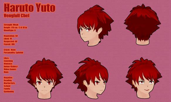 QYanSim: Haruto Yuto