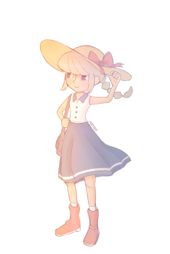 Summer Holiday [Redraw]