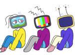 Cute TV Head Adopts! [open]
