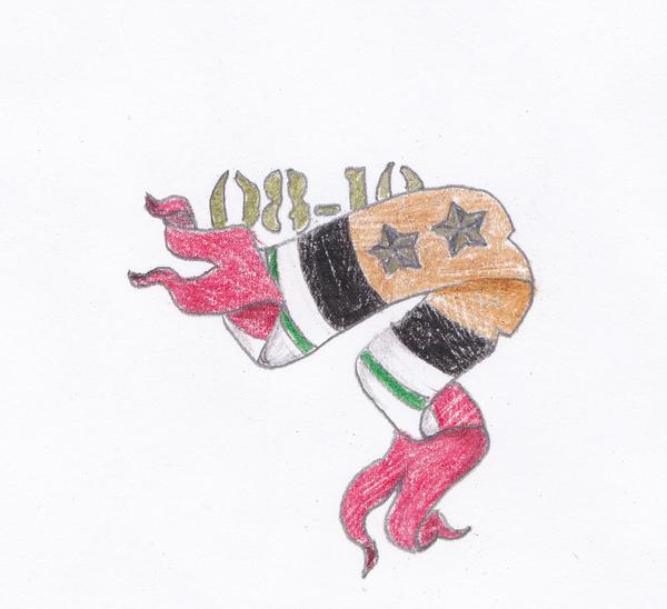 Oif ribbon by sexy cowboy predator on deviantart for Oif tattoo designs
