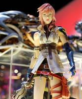 FFXIII Lightning Toy by guyvergodUSA