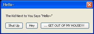 Hello by guyvergodUSA