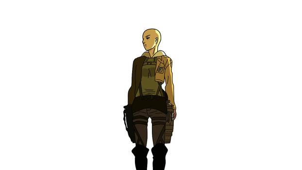 Shingeki girl base