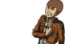 Shingeki salute  male base