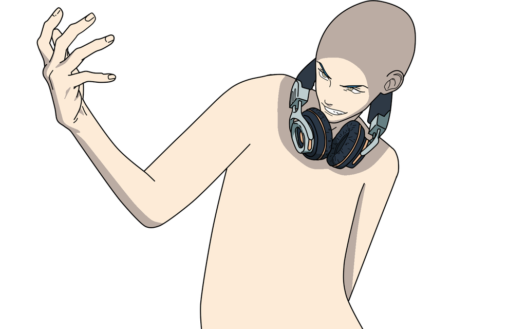 anime guy base