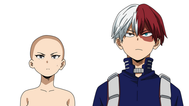 Shoto with a base