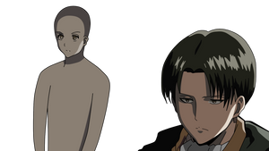 Levi and base request by Basemakerofdarkness