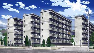 BNHA  - bg city flats
