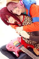Bad Luck Cosplay by kurui-chan