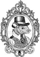 Mr. Mc Mousie by Faeriedreamer