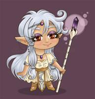 Chibi Evaleya by Faeriedreamer