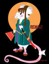 Remiko: The Mouse Samurai 2 by Faeriedreamer