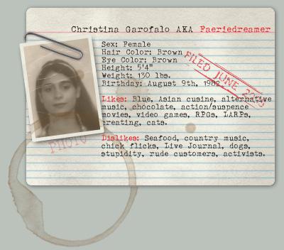Faeriedreamer's Profile Picture