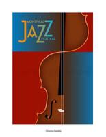 Jazz Poster: Hupferized by Faeriedreamer