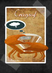 Crabe for Antidotes by jipandcie