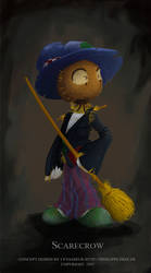 Scarecrow by jipandcie