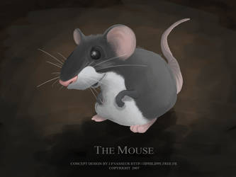 the mouse by jipandcie