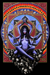 Kali by JaniceDuke