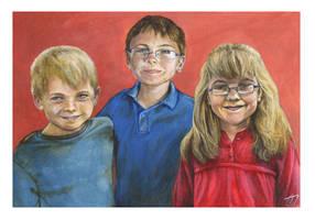 Children by JaniceDuke
