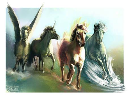Equus Elementus
