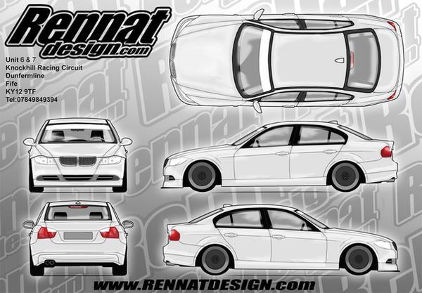 Racecar design template by janiceduke on deviantart for Race car graphic design templates