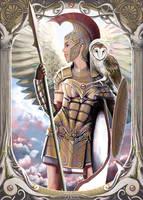 Athena by JaniceDuke