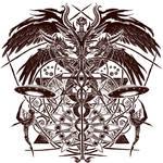 Psychedelic Caduceus