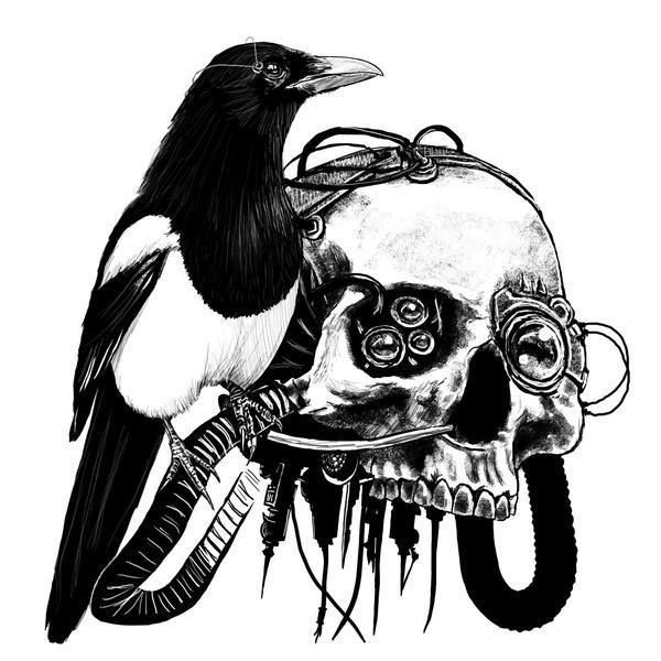 Magpie Servitor