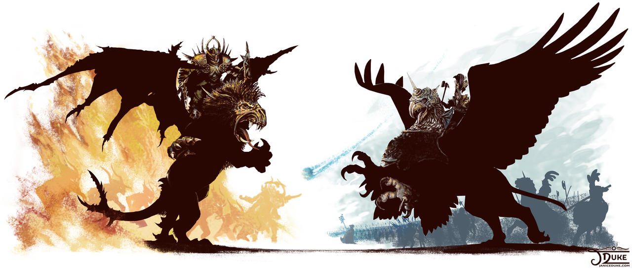 Empire vs Chaos