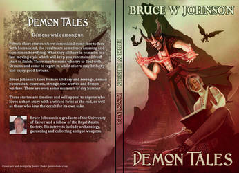 Demon Tales cover