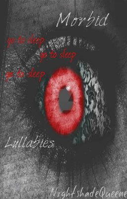 'Morbid Lullabies' - WattPad Cover Example by Rilee-Willow