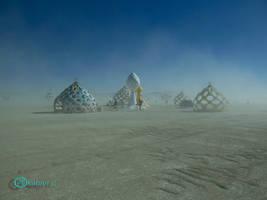 Burning Man 2012 - Vision II by katu01