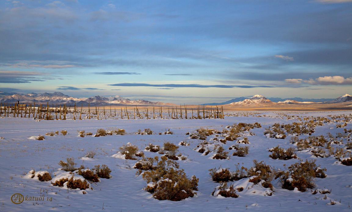 Cedar Pipeline Ranch by katu01